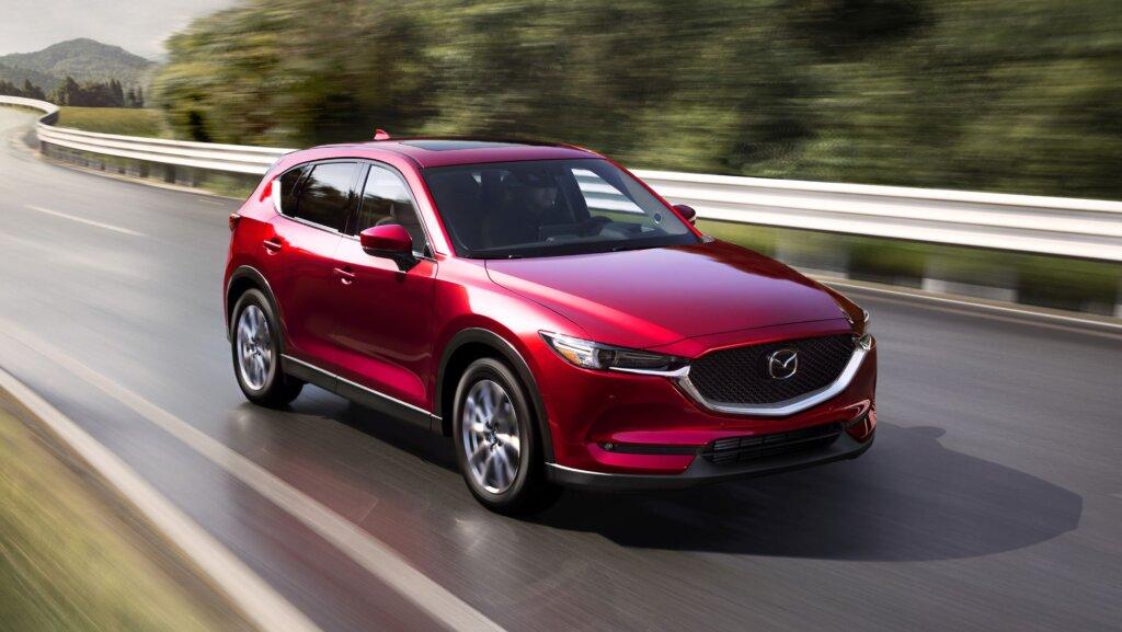 Import Mazda CX5