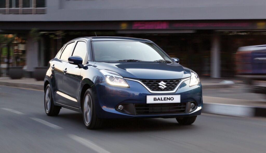 Image of Suzuki Baleno