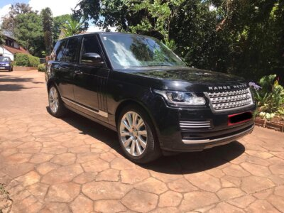 Image of Duty Free 2017 Range Rover Vogue SE 3.0L for sale in Nairobi