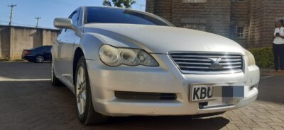 Image of 2005 Toyota Mark X for sale in Nairobi