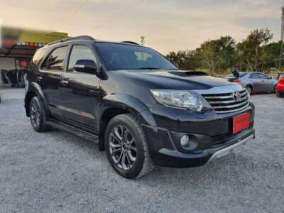 Image of 2014 Toyota Fortuner 3.0V ( Diesel , EURO4 )TRD Sportivo4WD AT 7-Seater SUV for sale in Nairobi