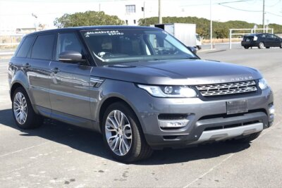 Image of 2014 LAND ROVER RANGE ROVER SPORT 3.0 HSE for sale in Nairobi