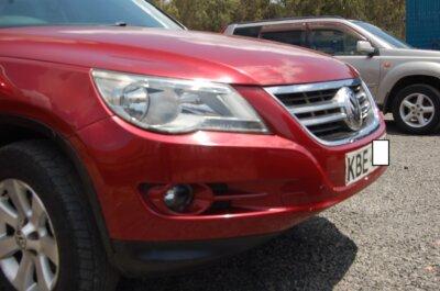 Image of 2008 Volkswagen Tiguan Tsi for sale in Nairobi